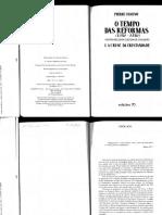 CHAUNU, Pierre. O Tempo Das Reformas (1250-1550), Vol. 1