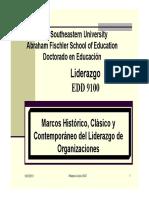 PPT Sesión CP 02- EDD 9100 Marco historico%2c clasico y contemporaneo del liderazgo