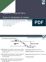 Conferencia # 4 Estabilidad de taludes..pdf