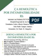 Doença Hemolítica