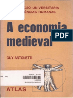 ANTONETTI, Guy. a Economia Medieval