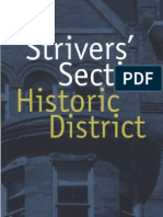 A Short History of Strivers Section, Washington DC