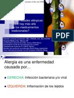 Alergia Tratamiento Más Allá de Los Medicamentos Tradicionales Merida