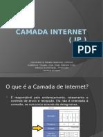 Camada de Internet (IP)