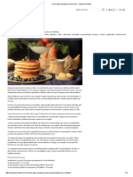 Como Fazer Panqueca Americana - Cozinha Vibrante