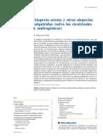 Alopecia Areata y Otras Alopecias Adquiridas