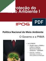 PNMA - Política Nacional Do Meio Ambiente