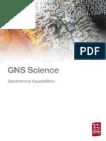Geothermal Capabilities