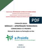 E-Proinfo - Guia de uso rápido