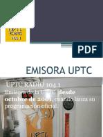 EMISORA UPTC