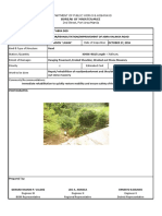 Validation Form (Abra-Kalinga Road)(K0469+000-K0472+000)
