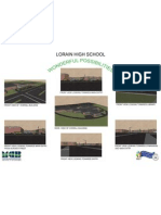 Draft concept for new Lorain High School