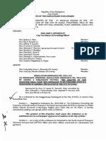 Iloilo City Regulation Ordinance 2016-215