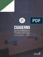 Colección Actividades de Matemáticas 1º Primaria Interacis