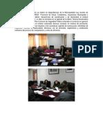 El día de Ayer 12 de Julio se realizó en dependencias de la Municipalidad una reunión de coordinación entre la SEREMI  Provincial de Salud