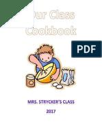 class cookbook 2017