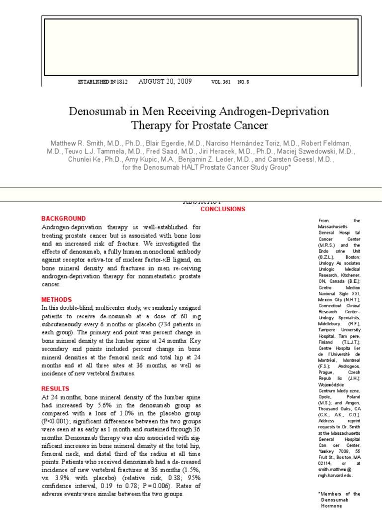 Fix Jurnal CA Prostat | Prostate Cancer | Bone