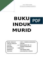 Cover Buku Induk