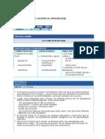 DE SESIÓN DE APRENDIZAJE.doc