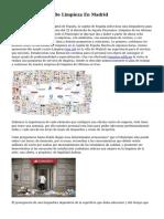 TOP De Empresas De Limpieza En Madrid