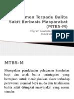 MTBS-M