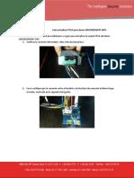 Guía Actualizar FPGA Para Domo SDH20XDN2MP-WPE