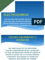Electroquímica power point