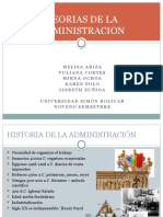 Teoría de La Administración