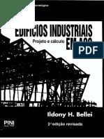 BELLEI, Ildony H. - Edifícios Industriais Em Aço