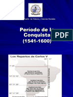 Power 4 Etapa Conquista Colonia