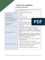 Excel Basico e Intermedio 30 Hrs