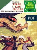 250 Aventura Entre Los Pieles Rojas Salgari