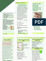 assignment 5 5 csefel brochure