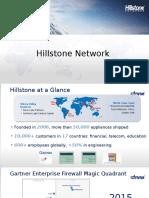 Introduction Hillstone