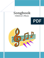 Music Song Book1