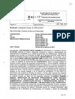 Contrato Carolina Gobernación de Risaralda