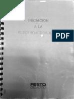 Iniciación a La Electro-hidráulica