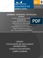 EXPOSICION chicontepec