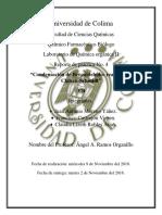 Prac. 4 Condensación de Claisen Schmidt