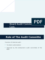 Ch23 Board Audit Committee Com.
