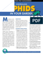 Aphids and other pest IN YOUR GARDEN - Less Toxic Pest Management  y