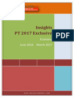 Insights-PT-2017-Economy Module June 2016 to March 20,2017