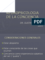 NEUROPSICOLOGIA DE LA CONSCIENCIA.ppt