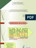 Presentación Resolución Del Problema Didáctica