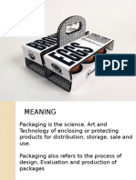 Packaging Research