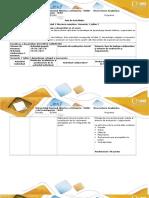 Guía de Actividades y Rúbrica de Evaluación - Momento 1 Taller 2. Aprendizaje Colegial e Innovación (1)
