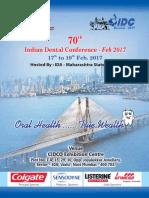 Brochure IDC2017