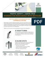 Truck Safety Around Bicycles - English