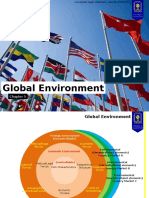 Chapter 5-Global Environment