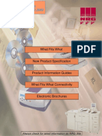 What Fits What - Photocopier - NRG Group